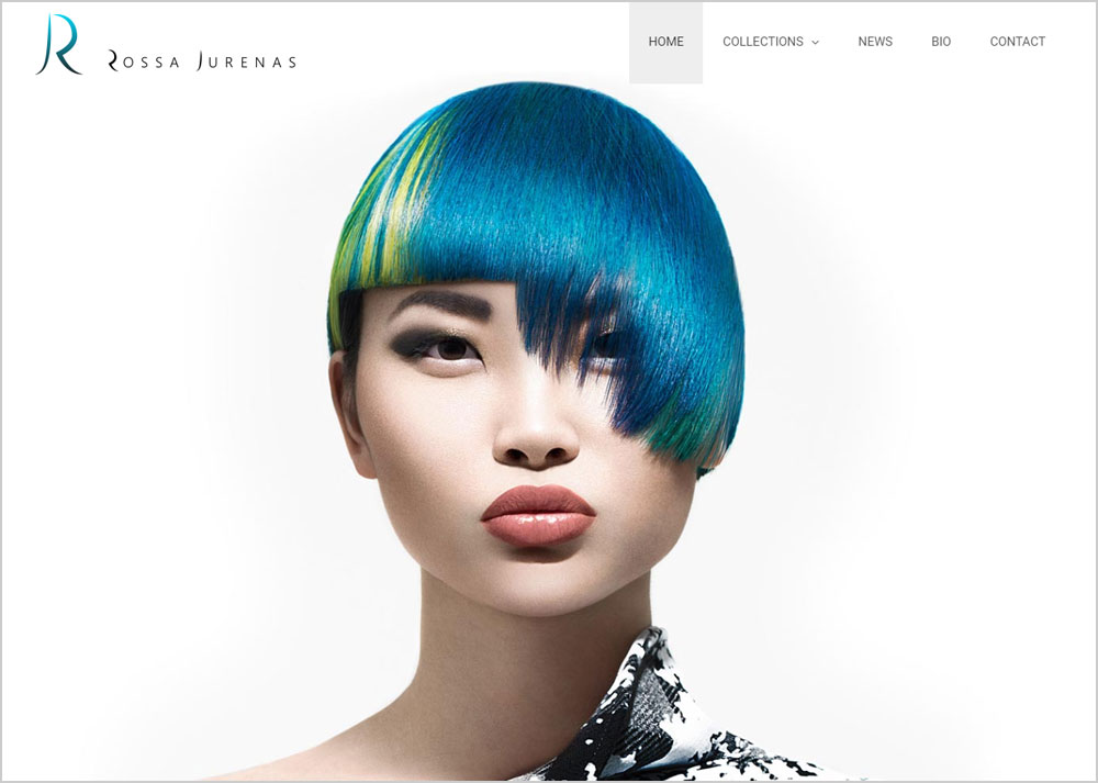 Rossa Jurenas webpage